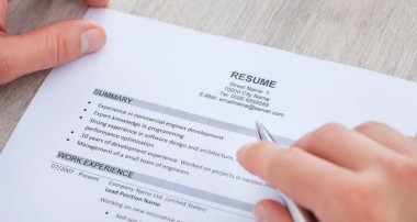 Essential features of the resume template for effective creation of a resume