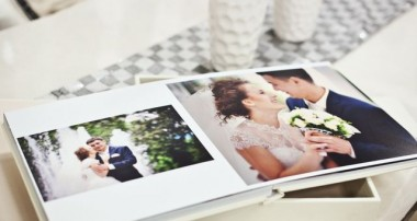 Basics Of A Wedding Album