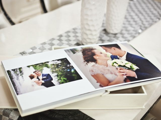 Basics Of A Wedding Album